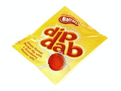"""Dip Dabs were the ultimate """"cool kid"""" sweet."""