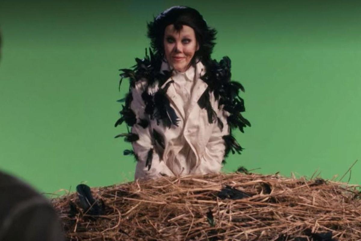 Catherine O'Hara as Moira Rose in Schitt's Creek.
