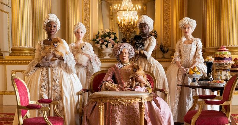 Golda Rosheuvel as Queen Charlotte In Netflix's Bridgerton