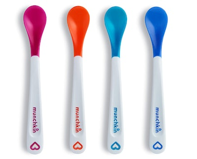 Munchkin White Hot Safety Spoons (4-Pack)