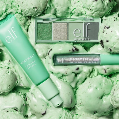 e.l.f. Cosmetics' Mint Melt Collection is here.