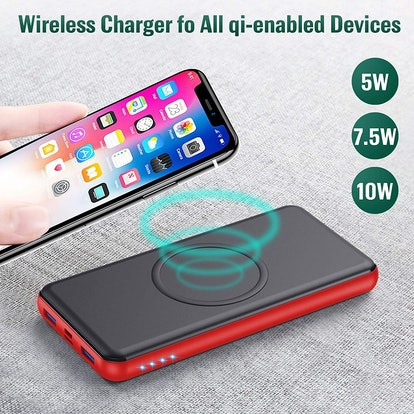 ABOE Wireless Portable Charger