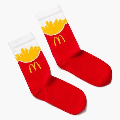 World Famous Fries Socks