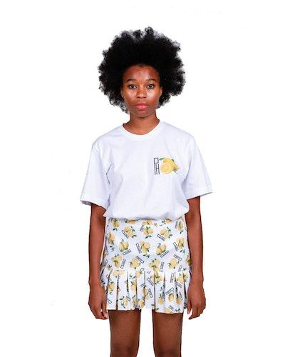 Lemon Pocket Logo Tee