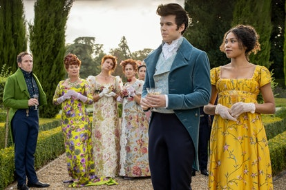 'Bridgerton' may have to change location for season 2.