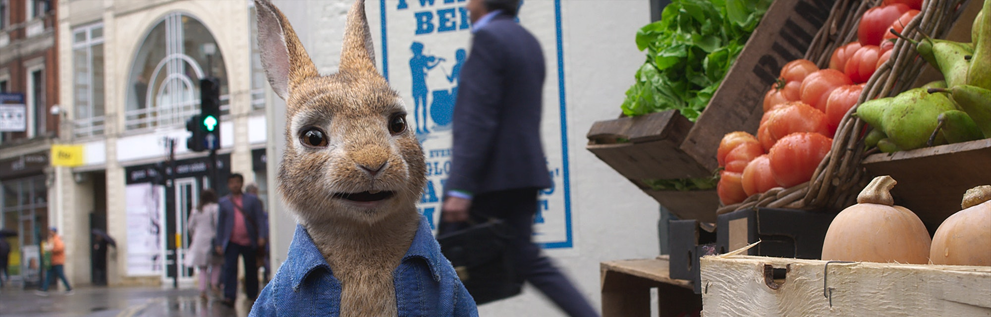 'Peter Rabbit 2: The Runaway' is one of many movies for families coming out in 2021.
