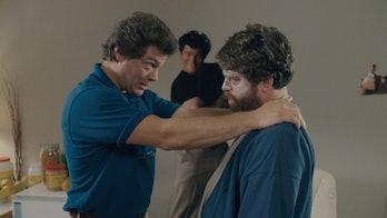 James LeGros plays Galifianakis' brother in visioneers