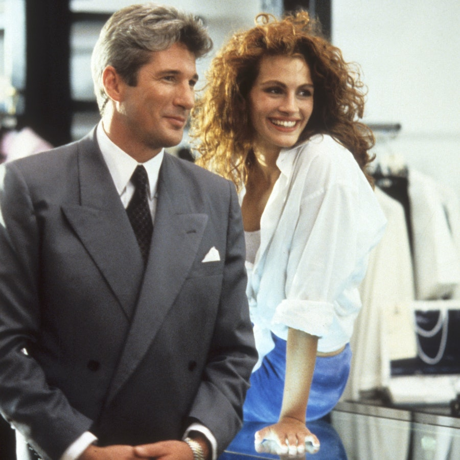 still from the rom-com 'Pretty Woman'
