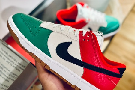 Nike Dunk Low By You.