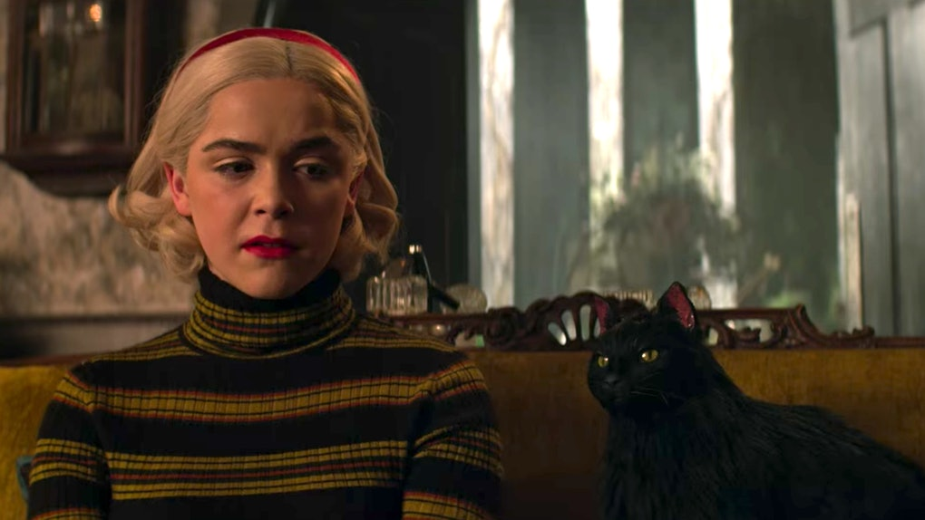The voice of Salem in 'Chilling Adventures of Sabrina' should sound familiar to fans.