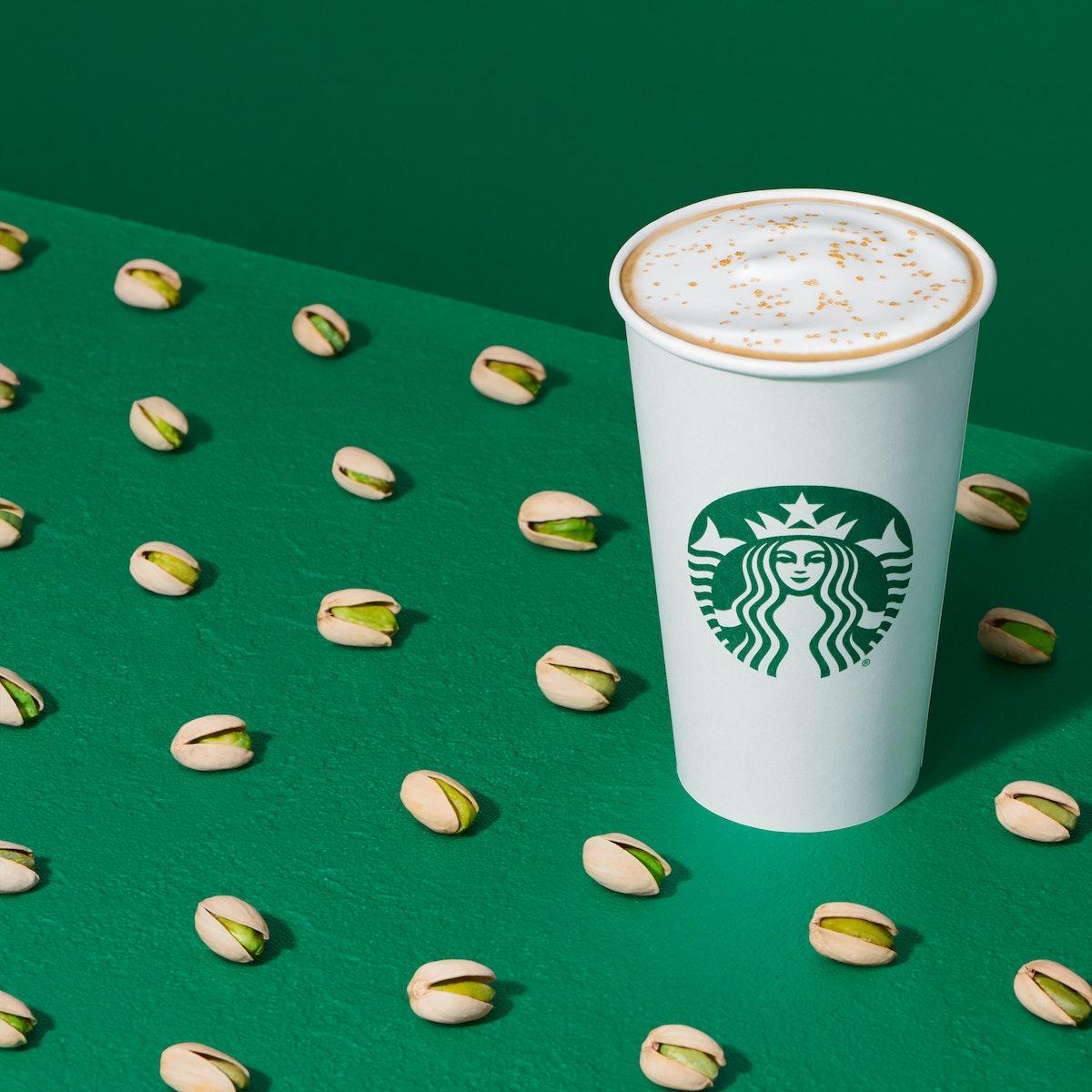 Starbucks' new winter 2021 drinks include a non-dairy cold brew and a unique latte.