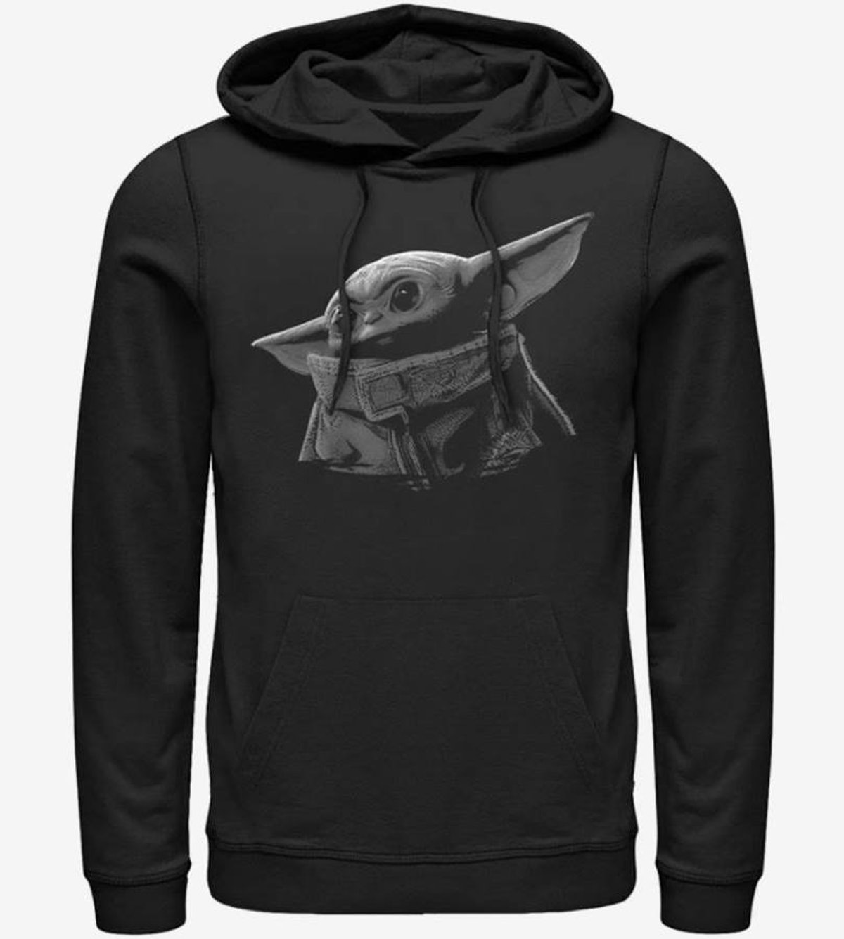 Star Wars The Mandalorian The Child Green Grey Hoodie