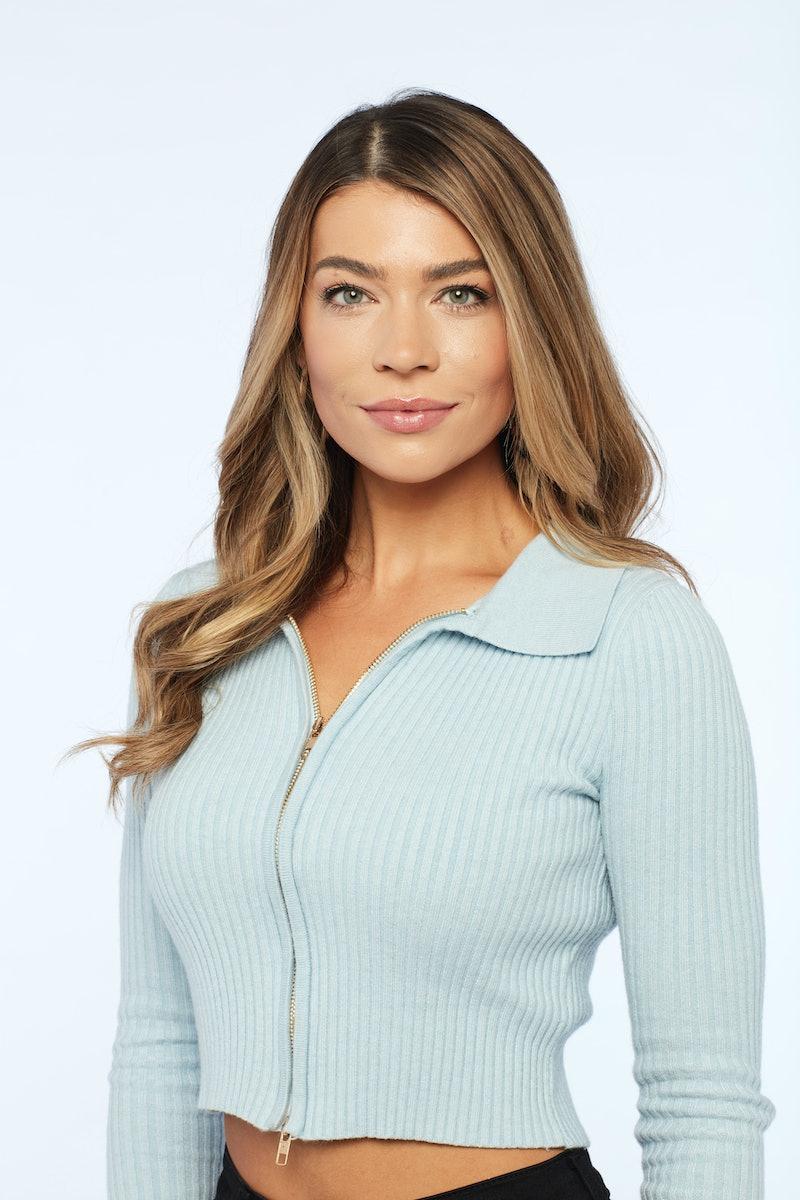 Sarah Trott on 'The Bachelor' Season 25 via ABC Press Site