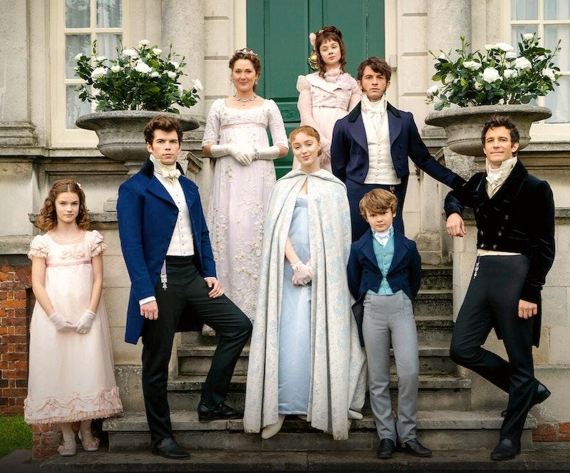 Shows and movies like 'Bridgerton' to watch next. Photo via Netflix
