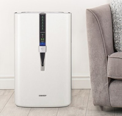 Sharp Triple Action Plasmacluster Humidifying Air Purifier