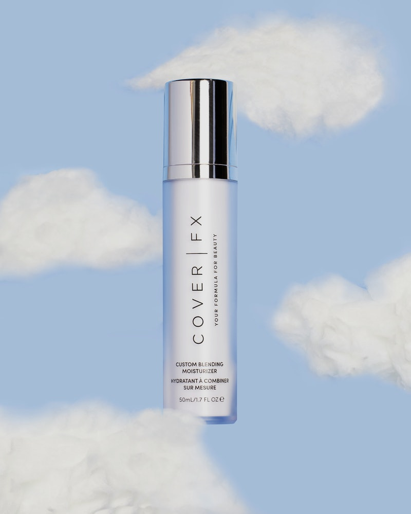 Cover FX's very first skin care product is here: the Custom Blending Moisturizer.