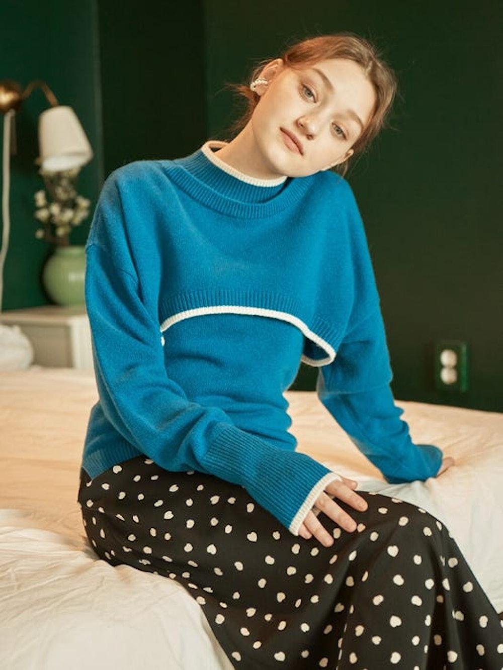 Bolero Knit Set