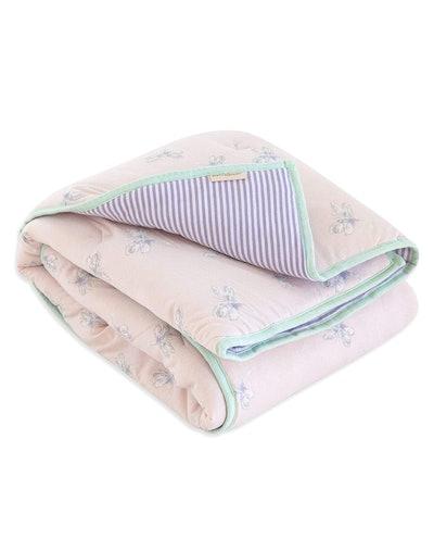 Burt's Bees Baby Reversible Quilt