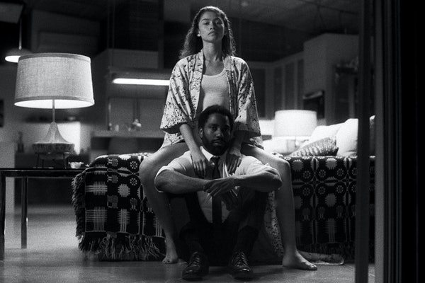 Zendaya will star in 'Malcolm & Marie' on Netflix.