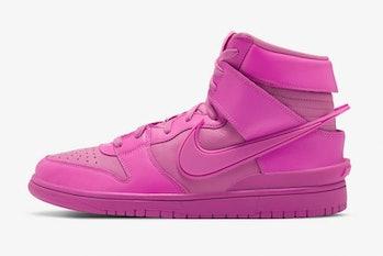 Ambush Nike Dunk Lethal Pink