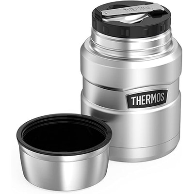 Thermos Stainless King Food Jar (16 Ounces)