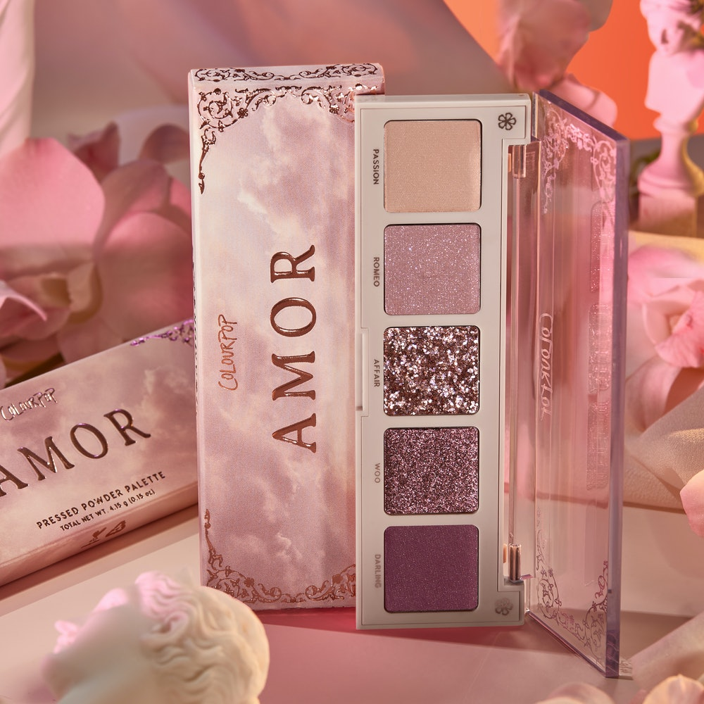 Amour Five Pan Eyeshadow Palette