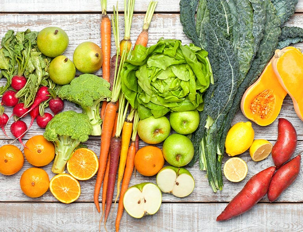 Mixed Fruit and Veggie Box
