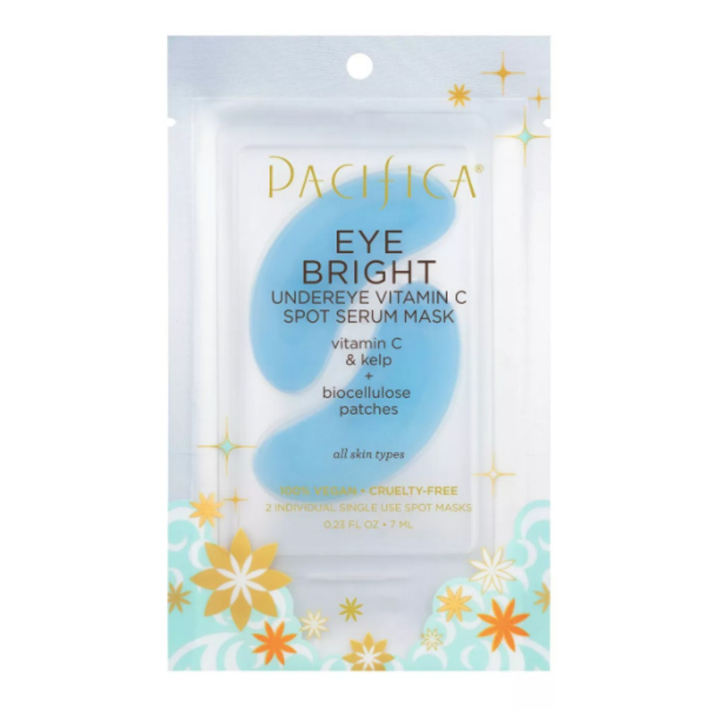 Pacifica Eye Bright Undereye Vitamin C Patches