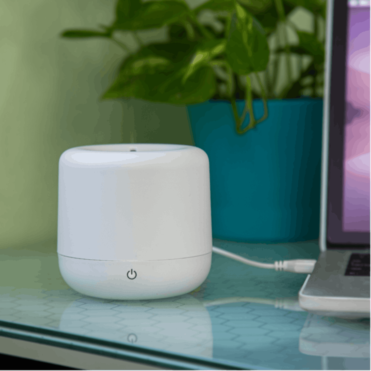 NOMA Ultrasonic Humidifier With Cool Mist For Office & Small Rooms