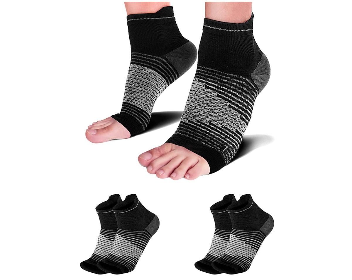 PAPLUS Plantar Fasciitis Socks