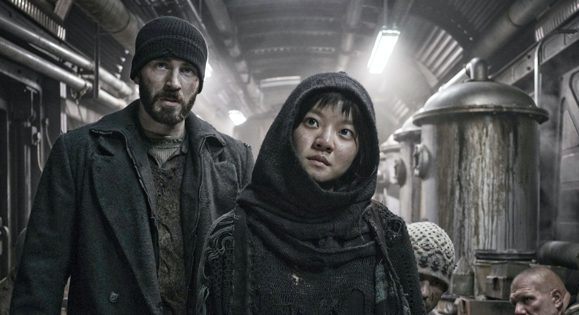 snowpiercer movie netflix january 2021