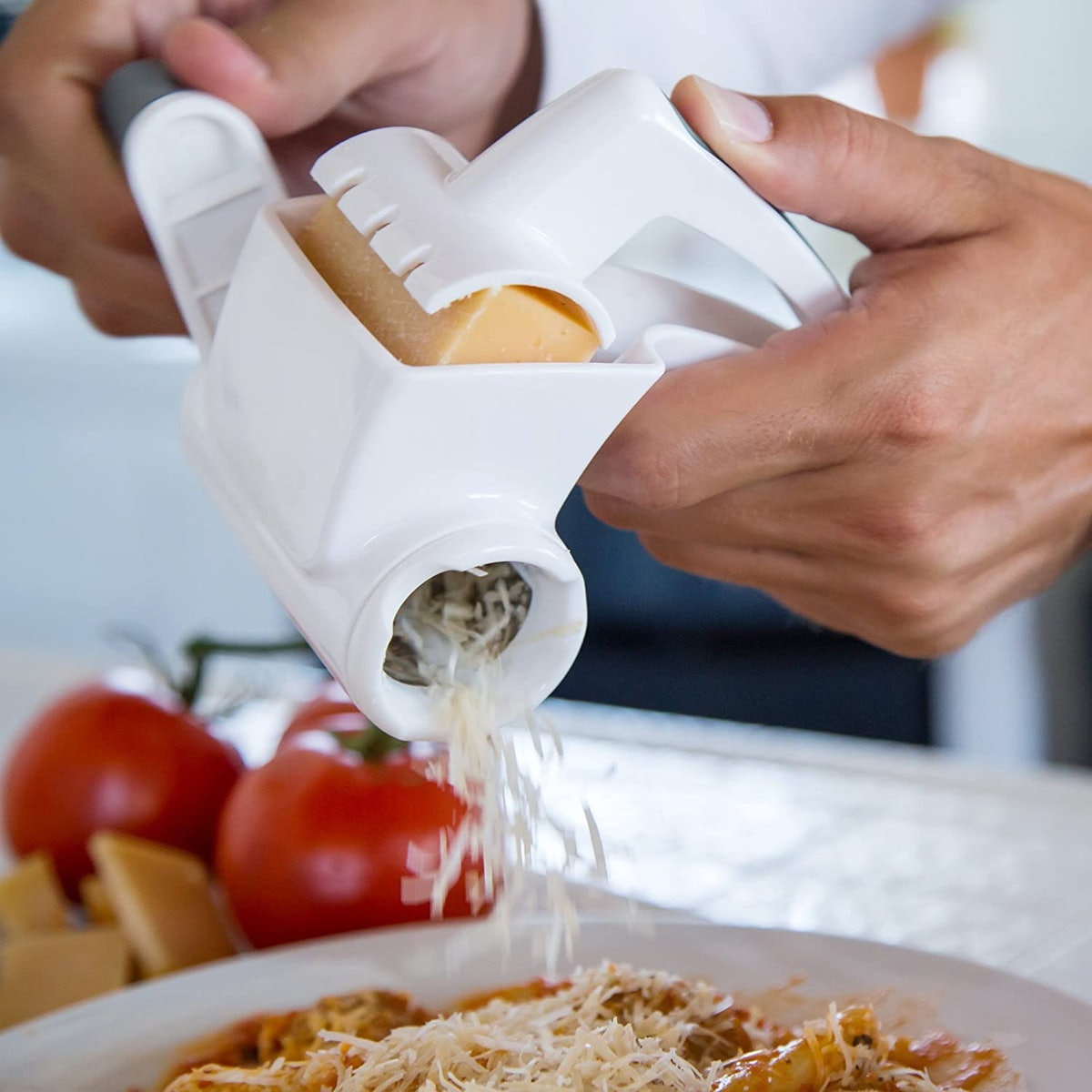 Zyliss Classic Rotary Cheese Grater