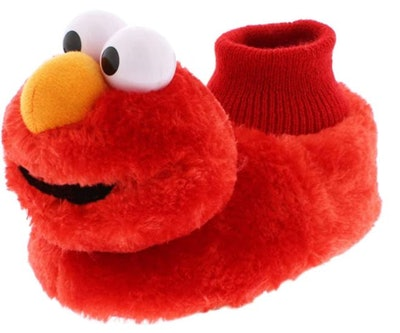 Sesame Street Sock Top Slippers