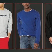 The 9 best crew-neck sweatshirts