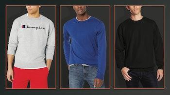 best crew neck sweatshirts