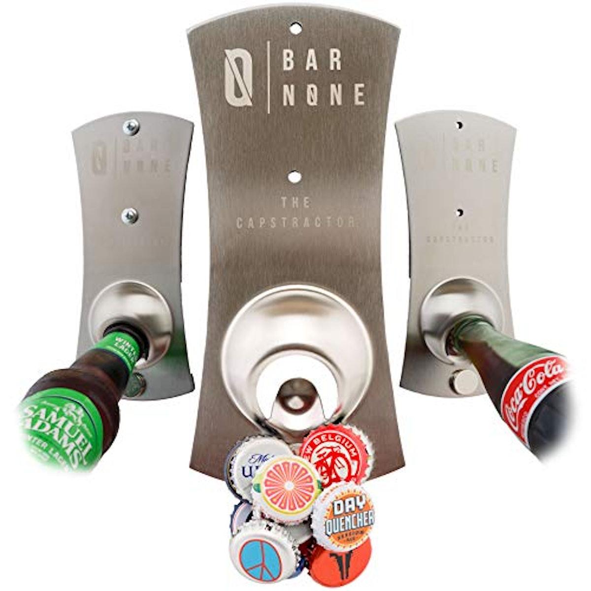 BAR NONE Magnetic Bottle Opener