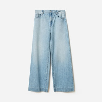 The Super-Soft Wide-Leg Jean