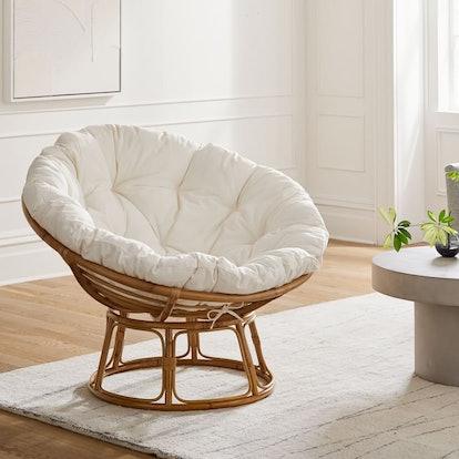 Solana Papasan Chair