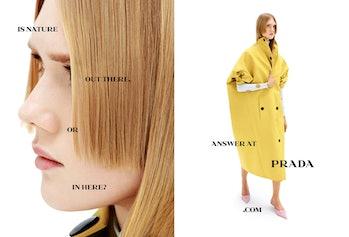 Prada Spring 2021 Campaign