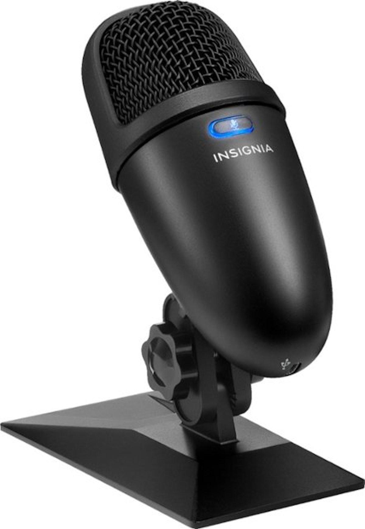 Insignia™ USB Microphone