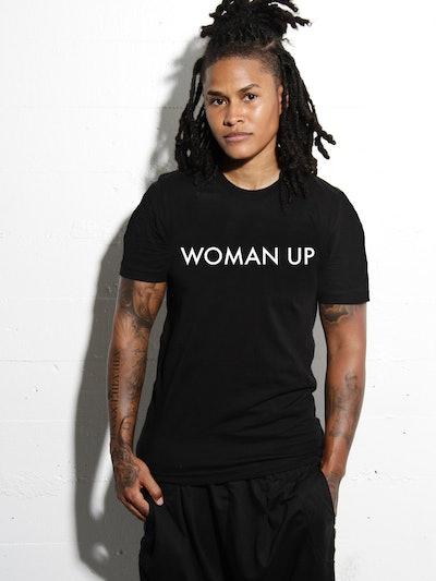 Woman Up T-Shirt