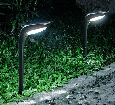 OSORD Outdoor Solar Pathway Lights (4-Pack)