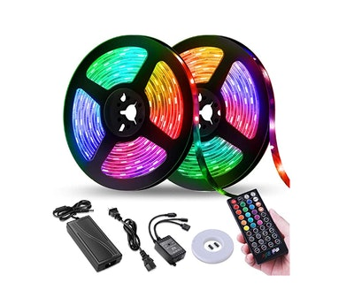 Tenmiro Led Music Sync Color Changing Lights
