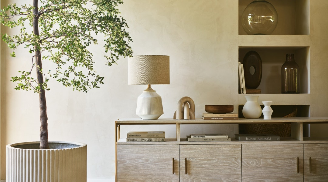 West Elm's spring 2021 collection features a soothing color palette