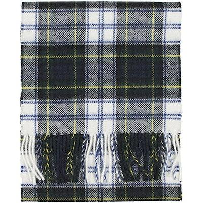 Prince of Scots Wool Tartan Scarf