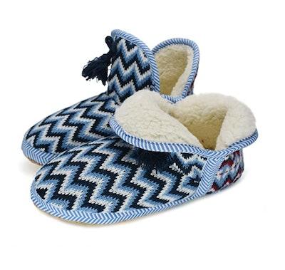 GPOS Knit Slipper Booties