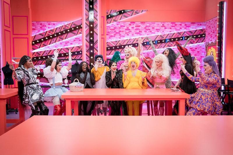 RuPaul's Drag Race UK Season 2 Queens