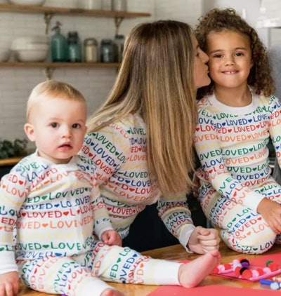 Loved Matching Family Pajamas