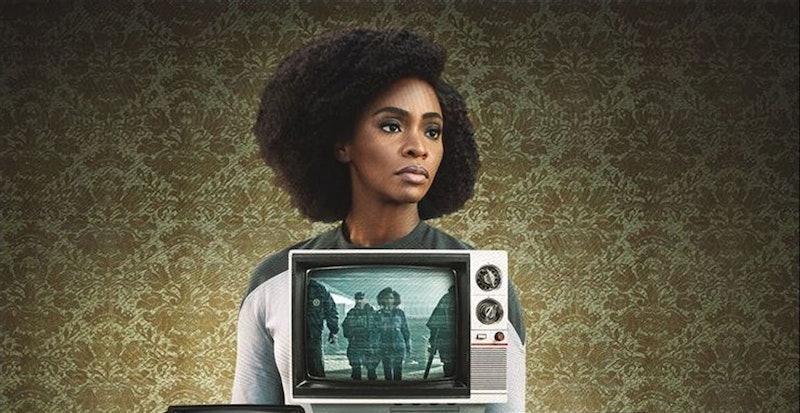 Teyonah Parris as Monica Rambeau in Marvel Studios' 'WandaVision.'