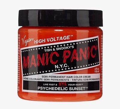 Psychedelic Sunset - Classic High Voltage